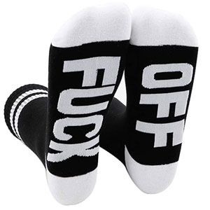 Fck Off Socks