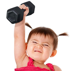 Fred BUFF BABY Dumbbell