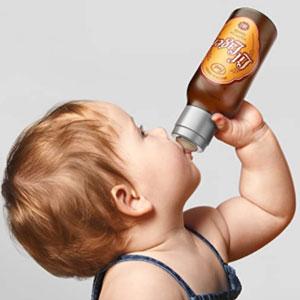 Fred Beer Baby Bottle