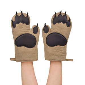 Fred and Friends Oven Mitts