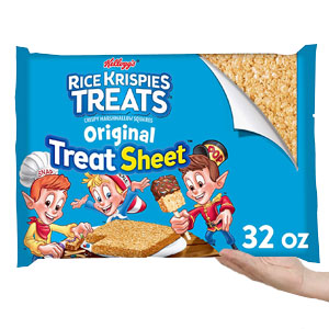 Giant Rice Krispies Treat