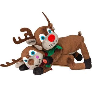 Humping Reindeer