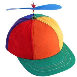 Interstellar Propeller Propeller Hat