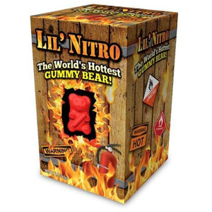 Lil Nitro: The Worlds Hottest Gummy Bear