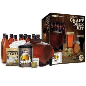 Kit complet de fabrication de bière M. Beer