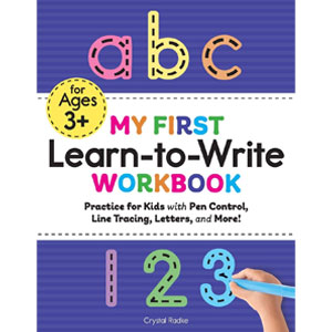 My First Learn-to-Write Workbook