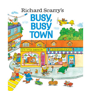 Richard Scarrys Busy, Busy Town