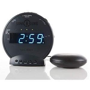 Sonic Bomb Dual Alarm Clock
