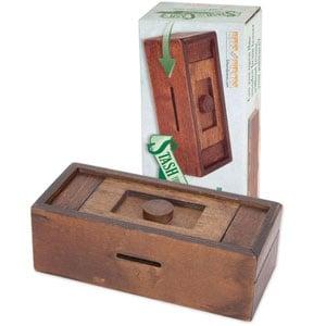 Stash Your Cash Puzzle Box Brainteaser