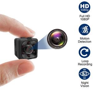 Tekpluze Mini Spy Camera