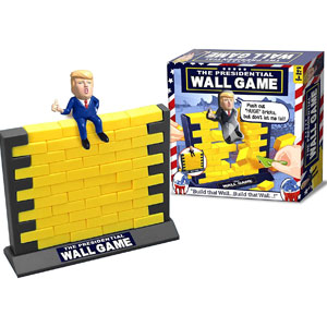 The Trump Presidential Wall Game