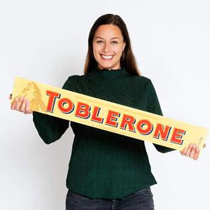 Toblerone Jumbo