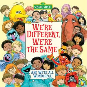 Were Different, Were the Same