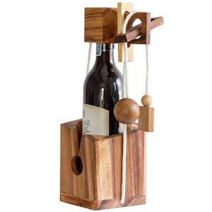 Puzzle de bouteille de vin