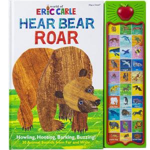 World of Eric Carle Hear Bear Roar