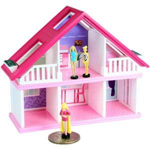 Worlds Smallest Barbie Dreamhouse