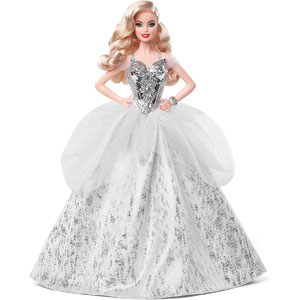 2021 Holiday Barbie Doll