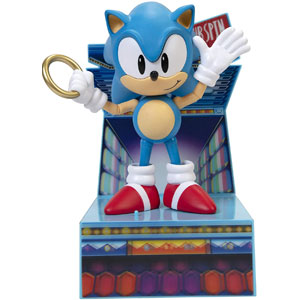 "6"" Sonic the Hedgehog Collector Edition Figure"