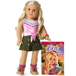American Girl Kira Bailey Girl of the Year 2021
