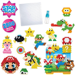 Aquabeads Super Mario Creation Cube