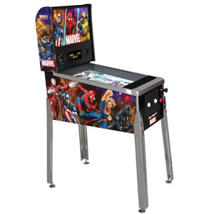 Arcade1Up Marvel Digital Pinball
