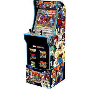 Arcade1Up Marvel vs Capcom Arcade Cabinet