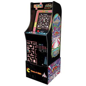 Arcade1Up Ms. PAC-MAN/Galaga Arcade Cabinet