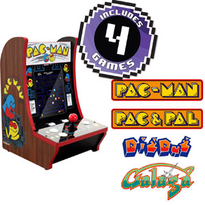 Arcade1Up Pac-Man 40th Anniversary Counter-Cade