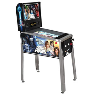 Arcade1Up Star Wars Digital Pinball