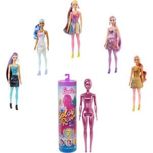 Barbie Color Reveal Shimmer Series