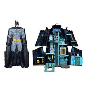 Batman Bat-Tech Transforming Batcave 2-in-1