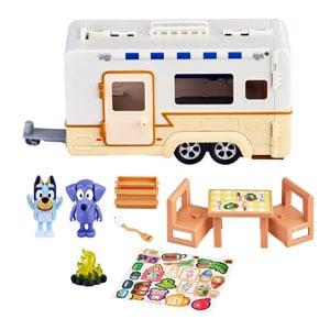 Bluey & Jean Lucs Caravan Adventures Playset