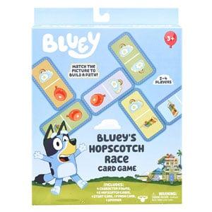 Blueys Hopscotch Race Card Game