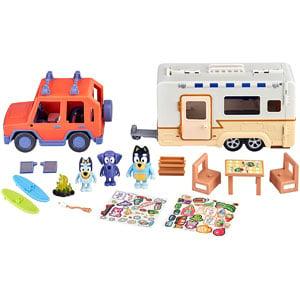 Blueys Ultimate Caravan Adventures Playset