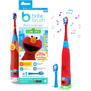 BriteBrush Sesame Street Elmo