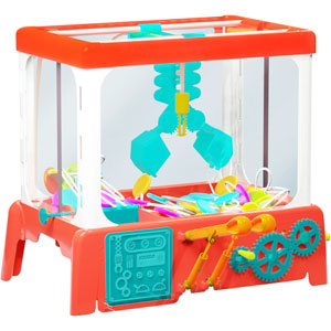 Candy Claw Machine -- Arcade Game Maker Lab