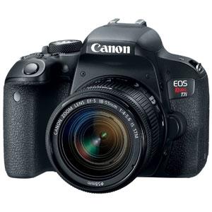 Canon EOS Rebel T7i Digital SLR Camera