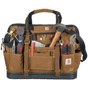 "Carhartt Legacy Tool Bag 18"" w/ Molded Base"