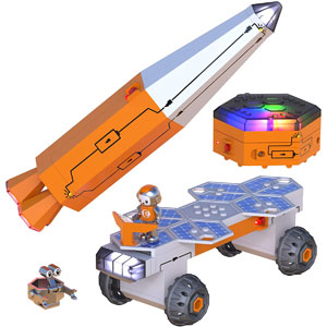 Circuit Explorer Rocket