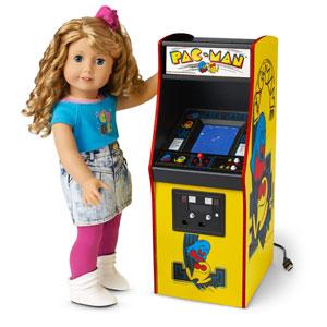 Courtneys PAC-MAN Arcade Game