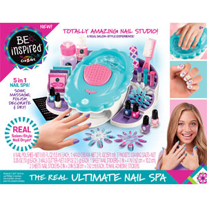 Cra-Z-Art Be Inspired The Real Ultimate Nail Spa