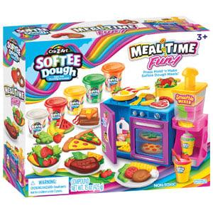 Cra-Z-Art Softee Dough Mealtime Fun
