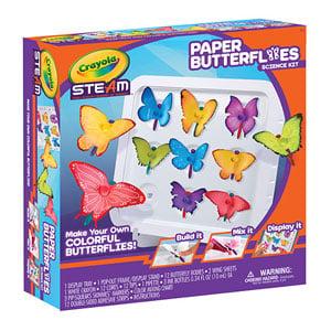 Crayola Paper Butterflies Science Kit