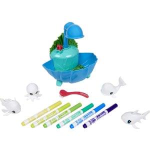 Crayola Scribble Scrubbie Pets Lagoon Playset