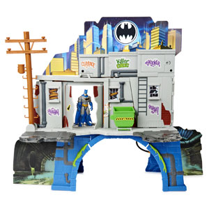 DC Batman 3-in-1 Batcave