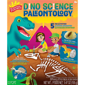 Dino Science Paleontology Kit