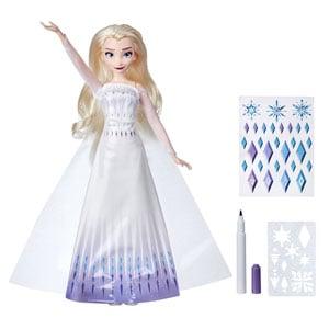 Disney Frozen 2 Design-A-Dress Elsa