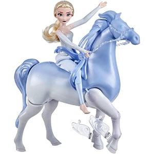 Disney Frozen 2 Elsa and Swim & Walk Nokk