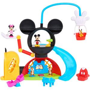 Disney Junior Mickey Clubhouse Adventures Playset