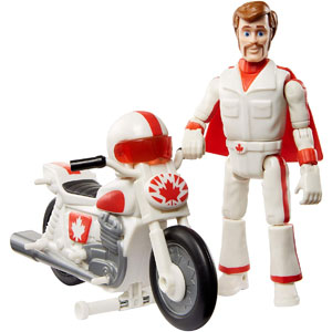Disney•Pixar Toy Story Duke Caboom With Motorcycle